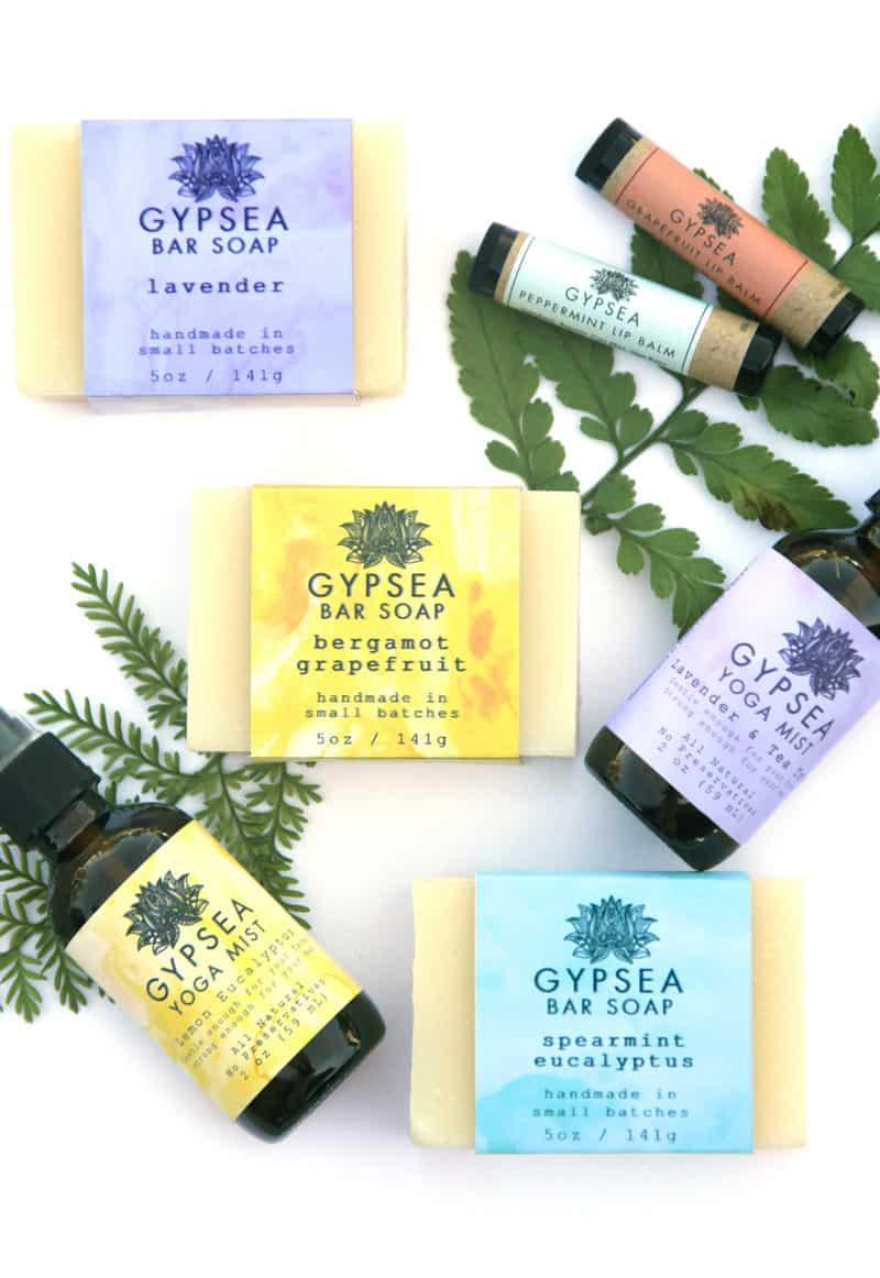 Simply Gypsea - Custom Label Design
